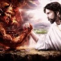 La vie est un duel entre le bien et le mal  dont la conséquence est la guerre.